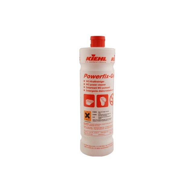 Kiehl Powerfix-Gel puhastusaine 1L - Pesumati