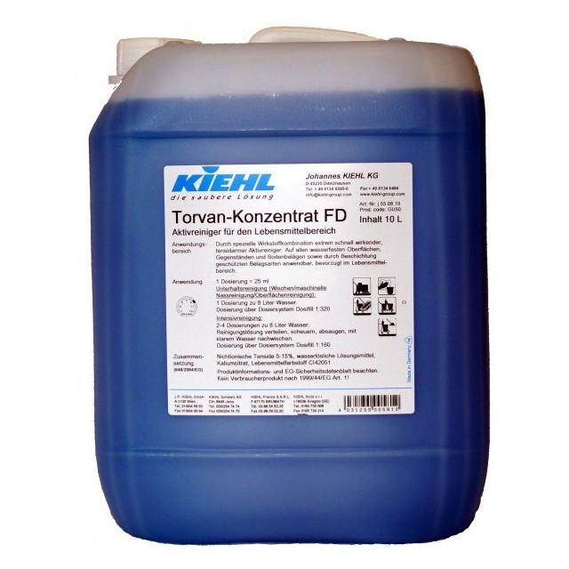 Kiehl aktiivpuhastusaine Torvan kontsentraat FD 10L | Pesumati