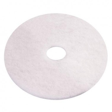 Nilfisk Eco 16″, 406mm disc, white - Pesumati