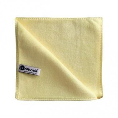 Merida Premium mikrofiiberlapp kollane 38x38cm - Pesumati