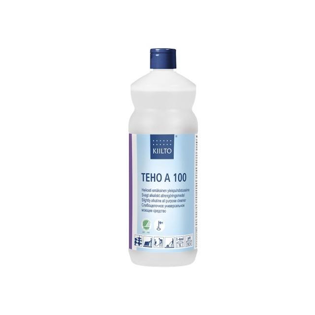 Kiilto Teho A100 puhastusaine 1L - Pesumati