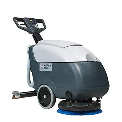 Nilfisk SC400 põrandapesumasin - Pesumati