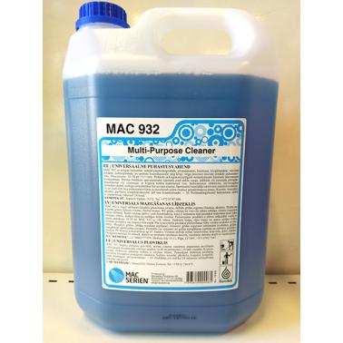 Puhastusaine MAC 932 5L - Pesumati