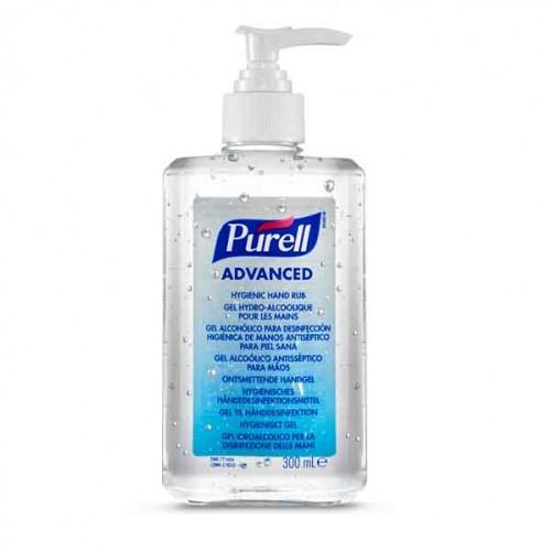 Purell Pump Bottlel desinfitseerimisvahend 300ml - Pesumati