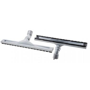 Nilfisk floor tool with brushes, grey, 495mm, D32mm - Pesumati