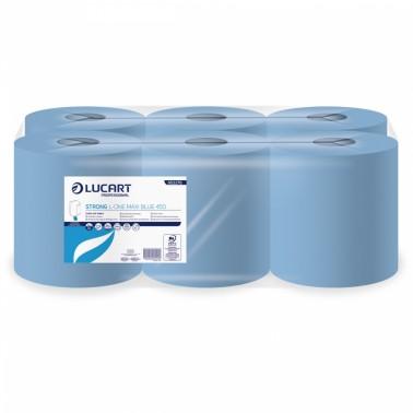 Lucart Strong L-One Maxi Blue 450 rullrätik - Pesumati