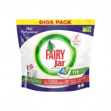 Fairy Jar nõudepesutabletid 115tk/pk - Pesumati