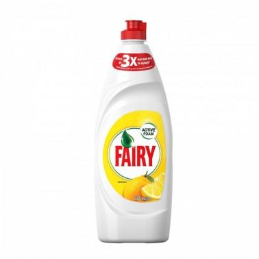 Fairy Lemon 650ml nõudepesuvahend - Pesumati