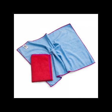 McLean pesu- ja tolmulapp põrandale, sinine 50x70cm - Pesumati