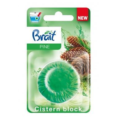 Brait WC loputuskasti tablett Pine 50g - Pesumati