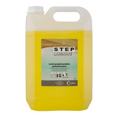 STEP Laminate 5L puitpõrandate puhastusvahend - Pesumati