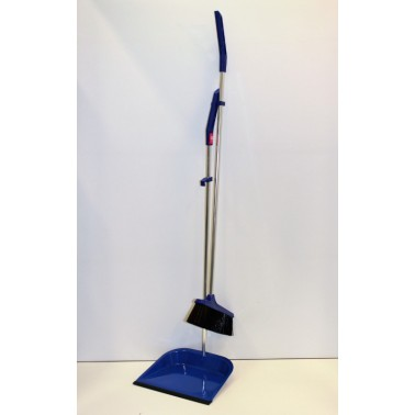 McLean Professional  harja-kühvli komplekt, metallist, sinine - Pesumati
