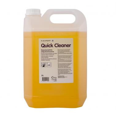 KE 8 üldpuhastusaine Quick Cleaner 5L - Pesumati