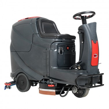 Scrubber dryer Viper AS710R-EU ride on, 24V - Pesumati