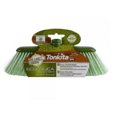 Ökoloogiline ümbertöödeldud plastist sisehari, roheline - Pesumati
