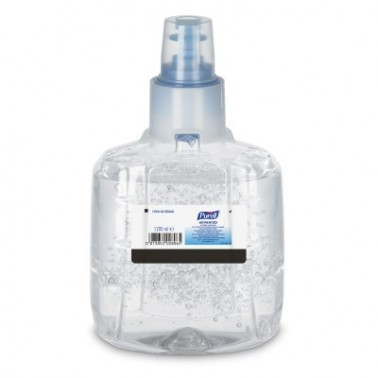 Purell Advanced Hygienic Hand Rub sanitiser LTX-7 sanitiser 1200ml - Pesumati