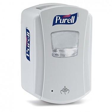 PURELL® LTX-7 touch-free dispenser, 700 ml, white - Pesumati