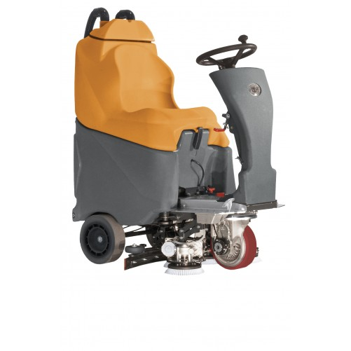 The scrubber drier GRANDE BRIO RIDE ON 75-650 ECORAY - Pesumati Trade
