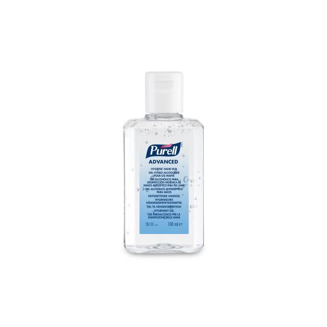 Desinfitseerimisvahend Purell 100ml Bottle - Pesumati
