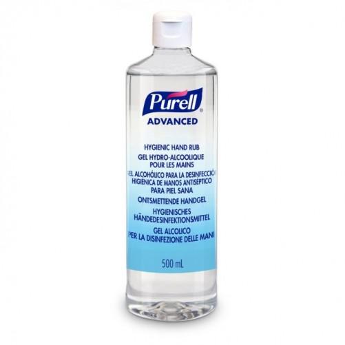 Desinfitseerimisvahend Purell 500 ml Bottle - Pesumati Trade