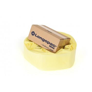 Prügikott Longopac Mini Standard kollane 60m - Pesumati Trade