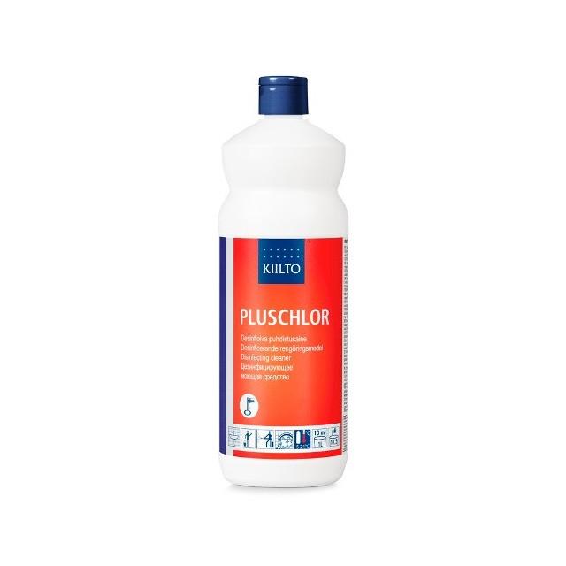 Kiilto Pluschlor 1L desinfitseeriv puhastusvahend - Pesumati