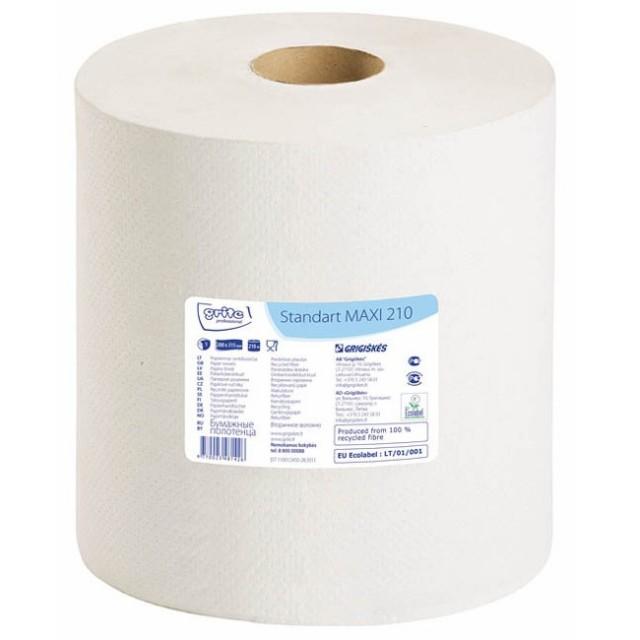 Grite Standard MAXI 210 paper towel roll - Pesumati