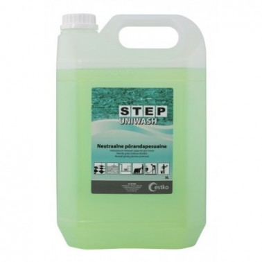 STEP Uniwash 5L põrandapesuaine - Pesumati