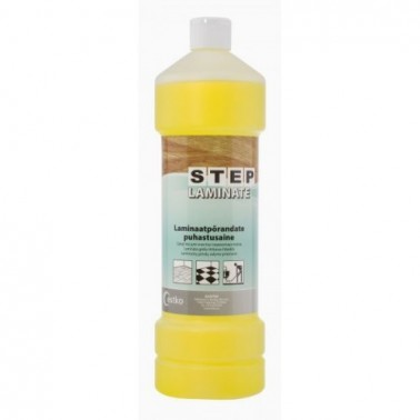 Step Laminate puhastusaine puitpõrandatele 1L - Pesumati