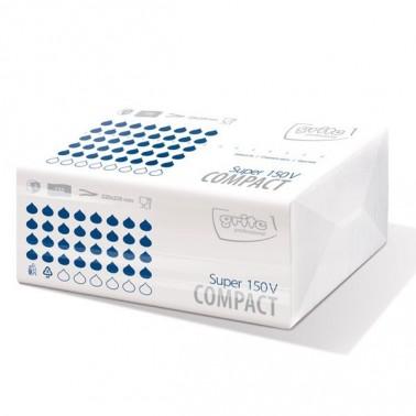 Grite Super 150V Compact paper towel sheets - Pesumati