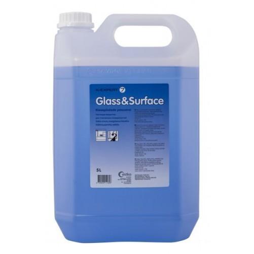 KE 7 Glass&Surface klaasipuhastusvahend 5L - Pesumati