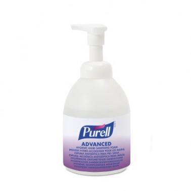 Purell Hygienic 535ml desinfitseerimisvahend pumppudelis - Pesumati