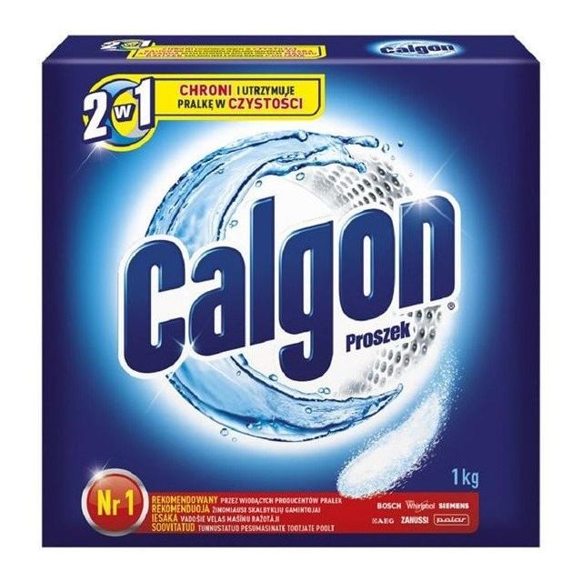 Calgon veepehmendaja 1kg - Pesumati