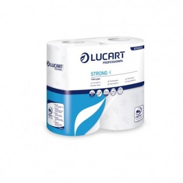 Lucart Strong 4 toilet paper - Pesumati