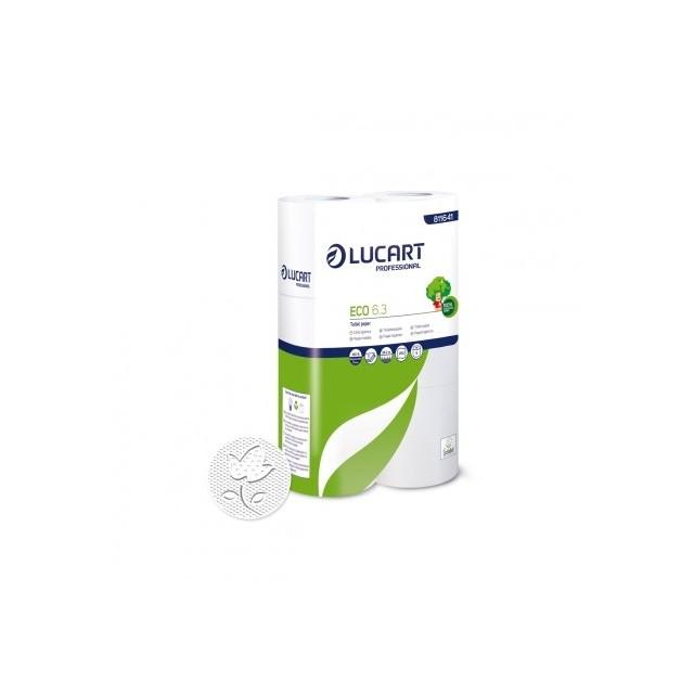 Lucart ECO 6.3 toilet paper - Pesumati