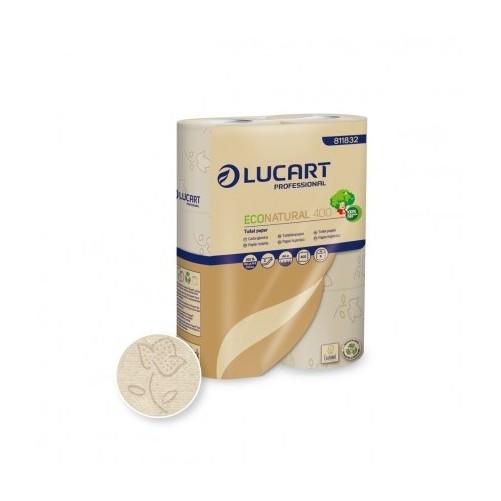 Lucart EcoNatural 400 tualettpaber - Pesumati