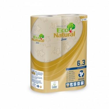 Lucart EcoNatural 6.3 toilet paper - Pesumati