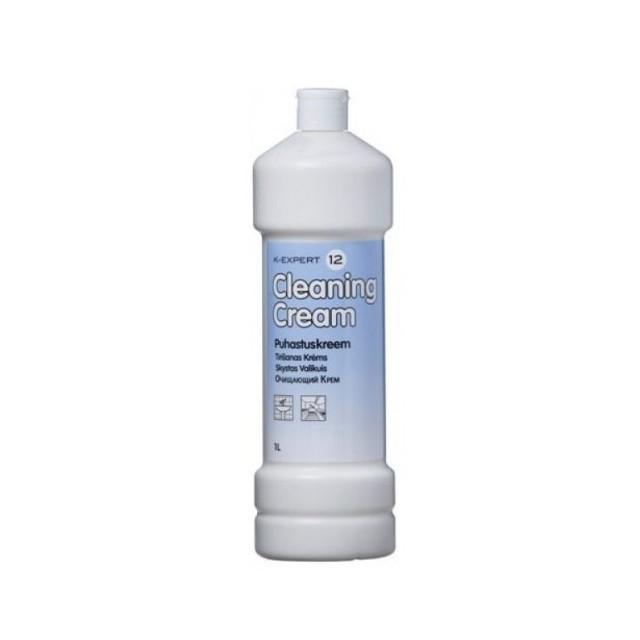 KE 12 Cleaning Cream puhastusaine 1L - Pesumati