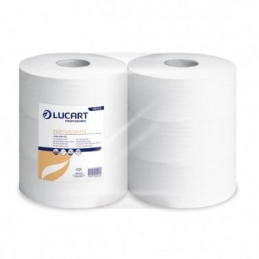 Lucart Easy White 640 toilet paper - Pesumati