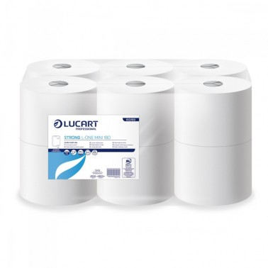 Lucart Strong L-ONE MINI 180 toilet paper - Pesumati