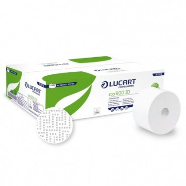 Lucart ECO 900ID toilet paper - Pesumati