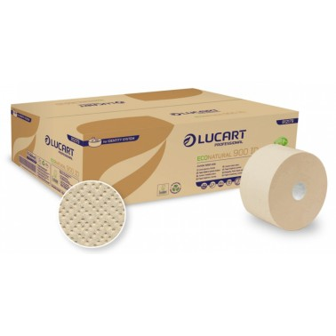 Lucart EcoNatural 900ID toilet paper - Pesumati
