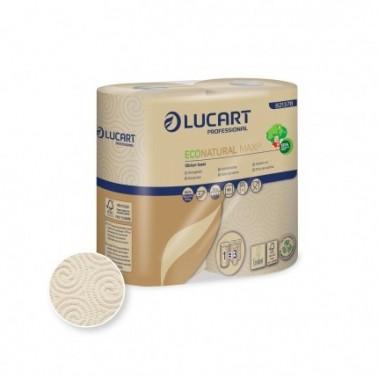 Lucart EcoNatural Maxi 3 paper towel roll - Pesumati