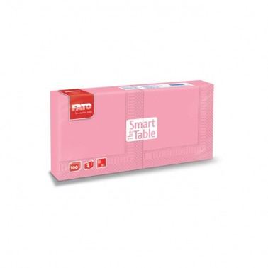 Salvrätik Pink 2P 25x25, 100tk/pk - Pesumati