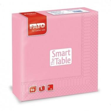 Salvrätik 2P 33x33 Pink 50tk/pk - Pesumati