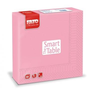 Salvrätik 2P 40x40 Pink 50tk/pk - Pesumati