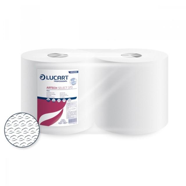 Lucart AirTech Select 370 paper towel roll - Pesumati