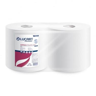 Lucart AirTech Power 320 paper towel roll - Pesumati