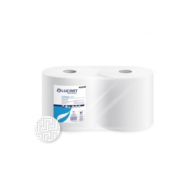 Lucart Strong 1000 paper towel roll, centerfeed - Pesumati