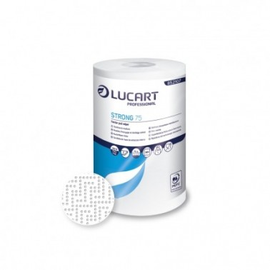 Lucart Strong 75 paper towel roll, centerfeed - Pesumati